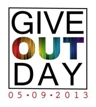Give Out logo