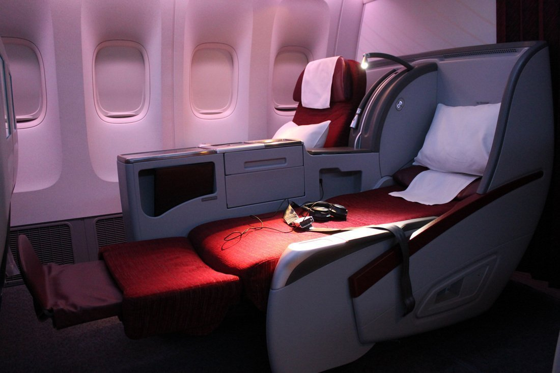 Secrets To Business Class Bargains Brand G Vacations